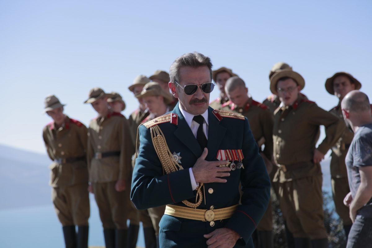 Премьера военной драмы «Медное солнце» с Владимиром Машковым