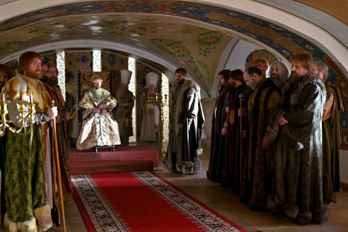 102 смены: завершились съемки «Русского пленника»