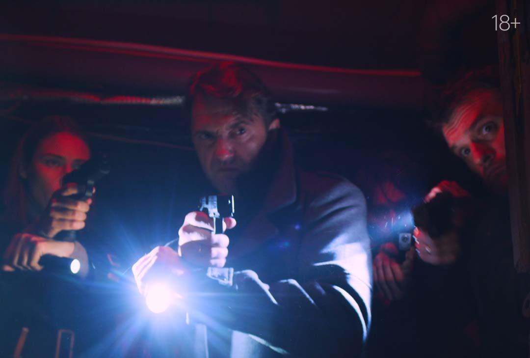КиноПоиск HD объявил дату премьеры сериала «Водоворот»
