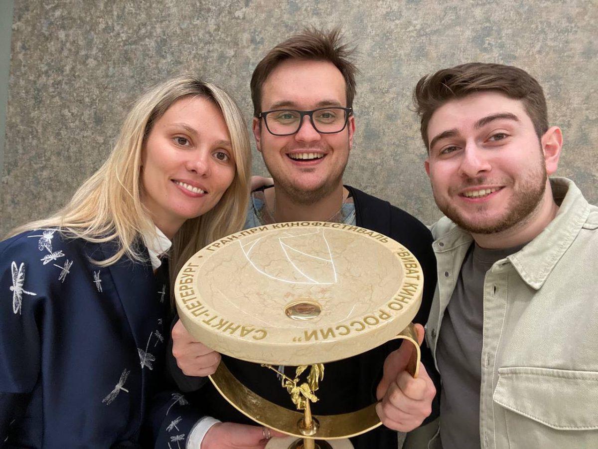 «Пальма» получила Гран-при фестиваля «Виват кино России»