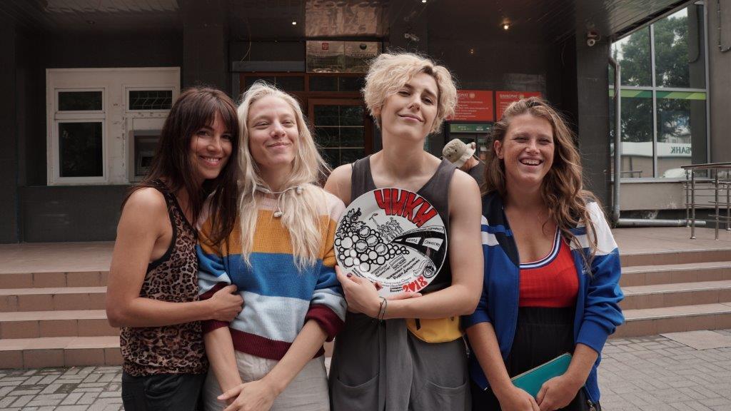 «Чики» отобраны в программы международных кинофестивалей