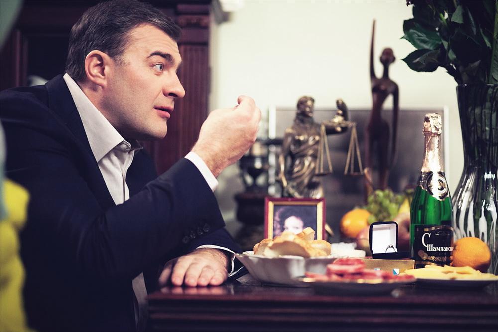 В Москве начались съемки картины «Старый новый дом»