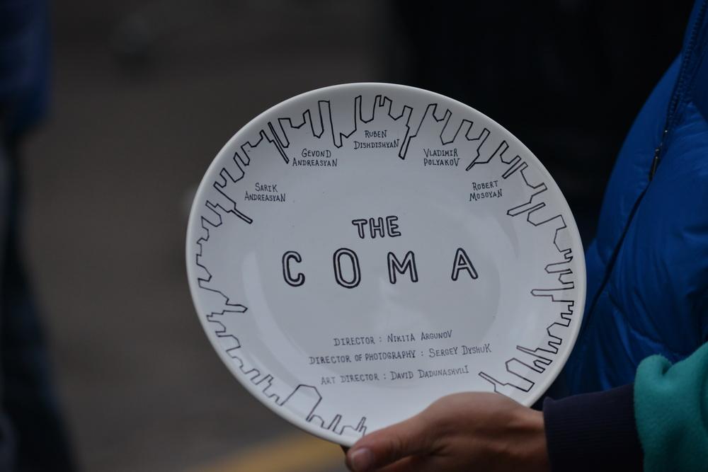 Стартовали съемки фантастического блокбастера «Кома»