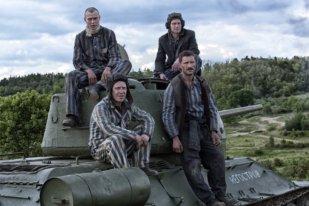 Action movie T-34 will hit the cinemas December 27, 2018 | MARSME.RU