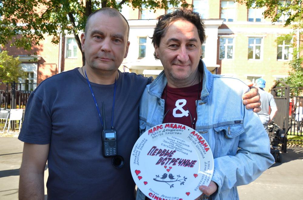 В Москве стартовали съёмки мелодрамы «Первые встречные»